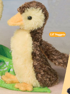 Baby Mallard Stuffed Animal