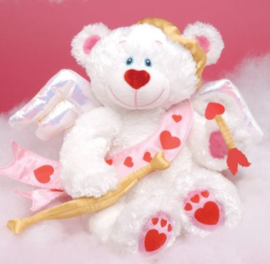 Teddy Bear Stuffed Animal- Beaumont