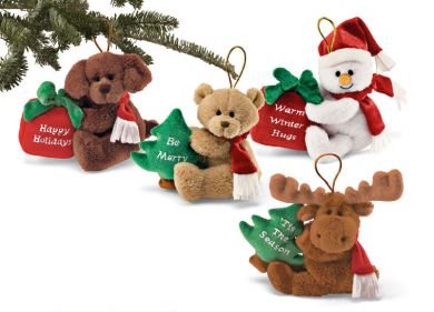 Happy Hangers Ornaments